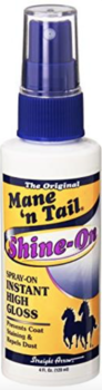 Mane and Tail Shine - on 120 ml