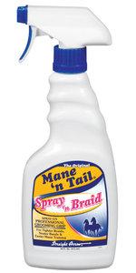 Mane and Tail Spray 'n Braid 473 ml.
